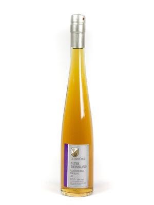 21. Alter Weinbrand